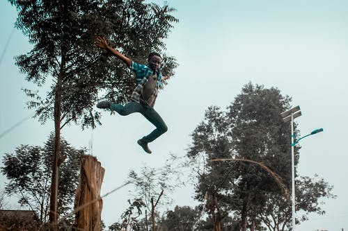 Free stock photo of african, everyday people, flying, ghana