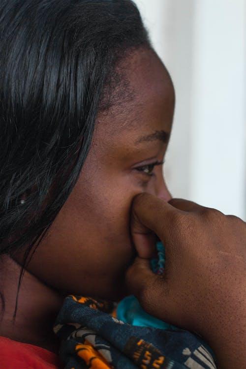 Free stock photo of african, black girl, ghana