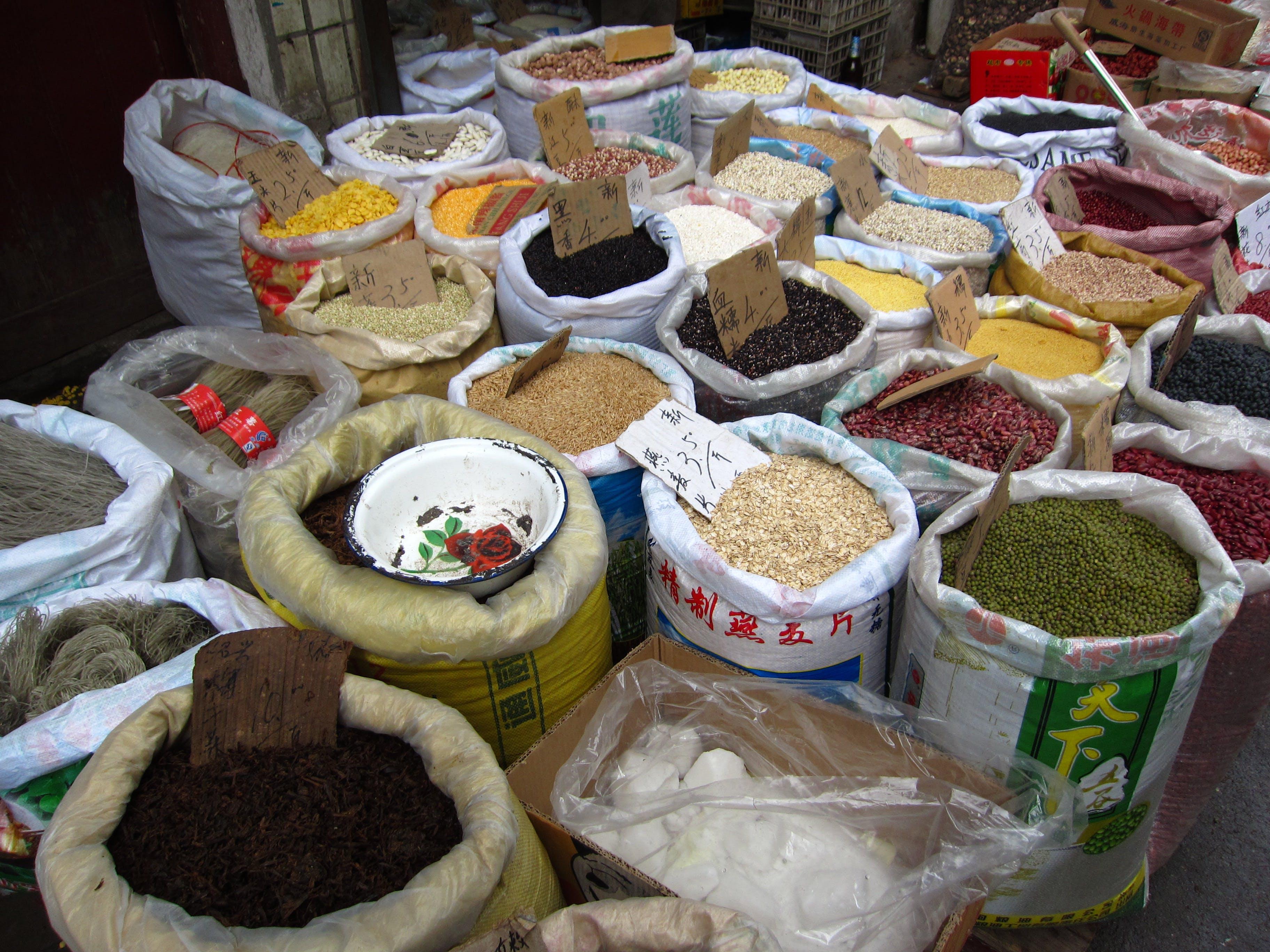 Çin, çin pazarı, dianasilaraja, pazar yeri içeren Ücretsiz stok fotoğraf