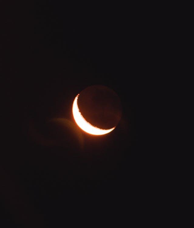 відображення світла, місяць, Місячне сяйво