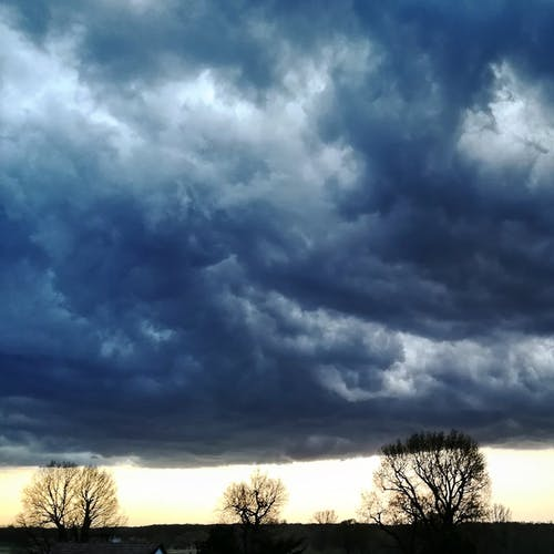 Fotos de stock gratuitas de nubes, paisaje con nubes