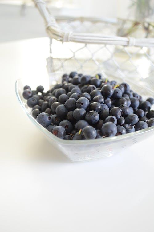 Free stock photo of blueberries, blueberry, decor