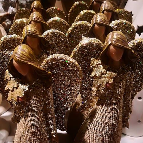 Fotos de stock gratuitas de ángel, Decoración navideña, Navidad