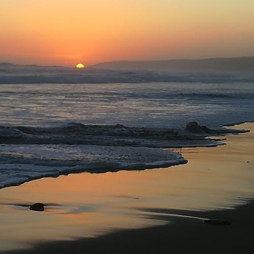 Fotos de stock gratuitas de cerca del mar, dice adiós, mar, playa