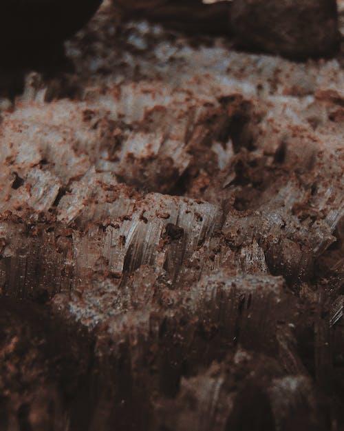 Gratis stockfoto met bodem, donker, geode, grof