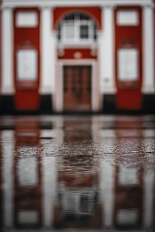 Ingyenes stockfotó építészet, épület, eső után témában