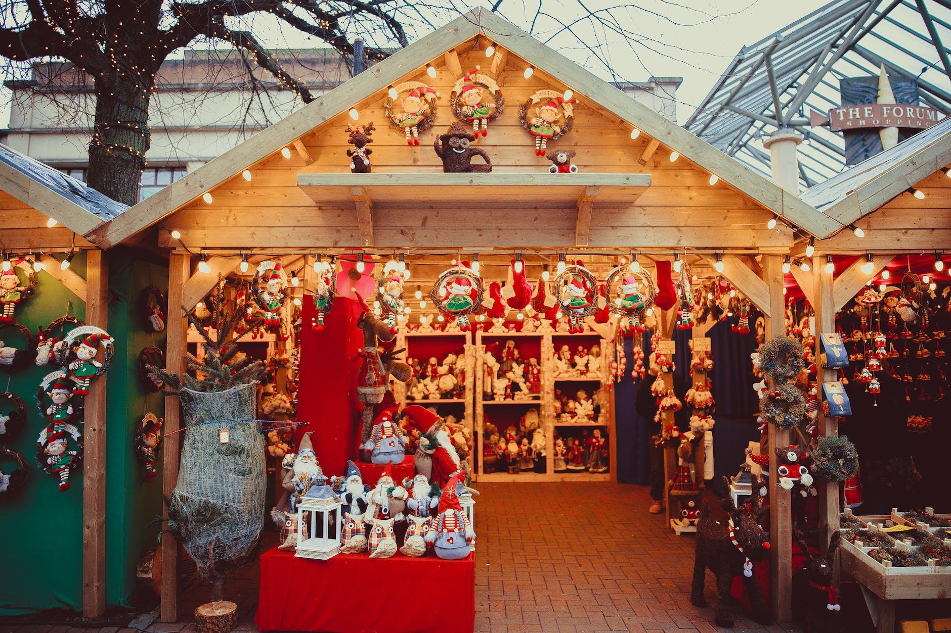 Feria de Atraciones de Navidad, Valencia- Christmas markets in Spain