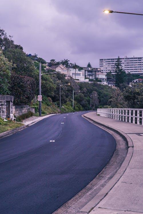 アスファルト, 舗装, 通り, 道路の無料の写真素材