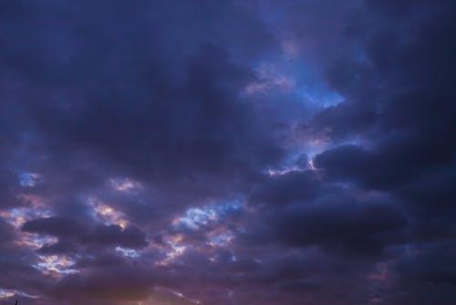 Бесплатное стоковое фото с вечер, живописный, закат, небеса