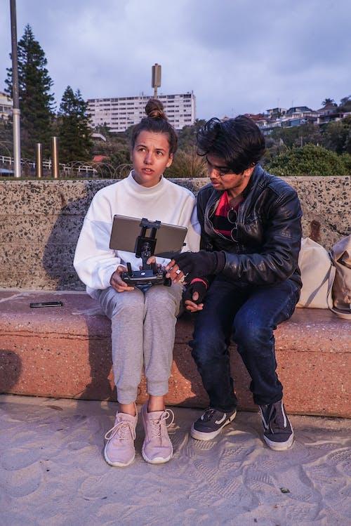 Gratis stockfoto met doceren, drone cam, drone camera, eigen tijd