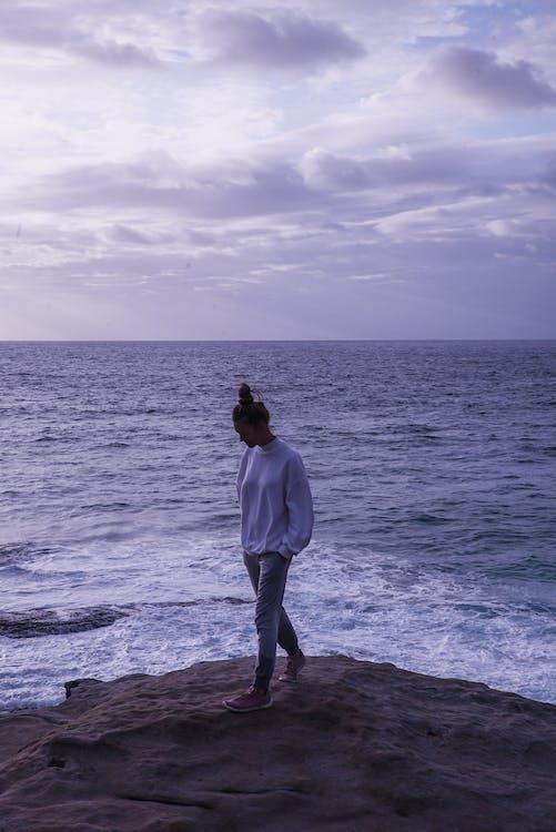 fritid, hav, havudsigt