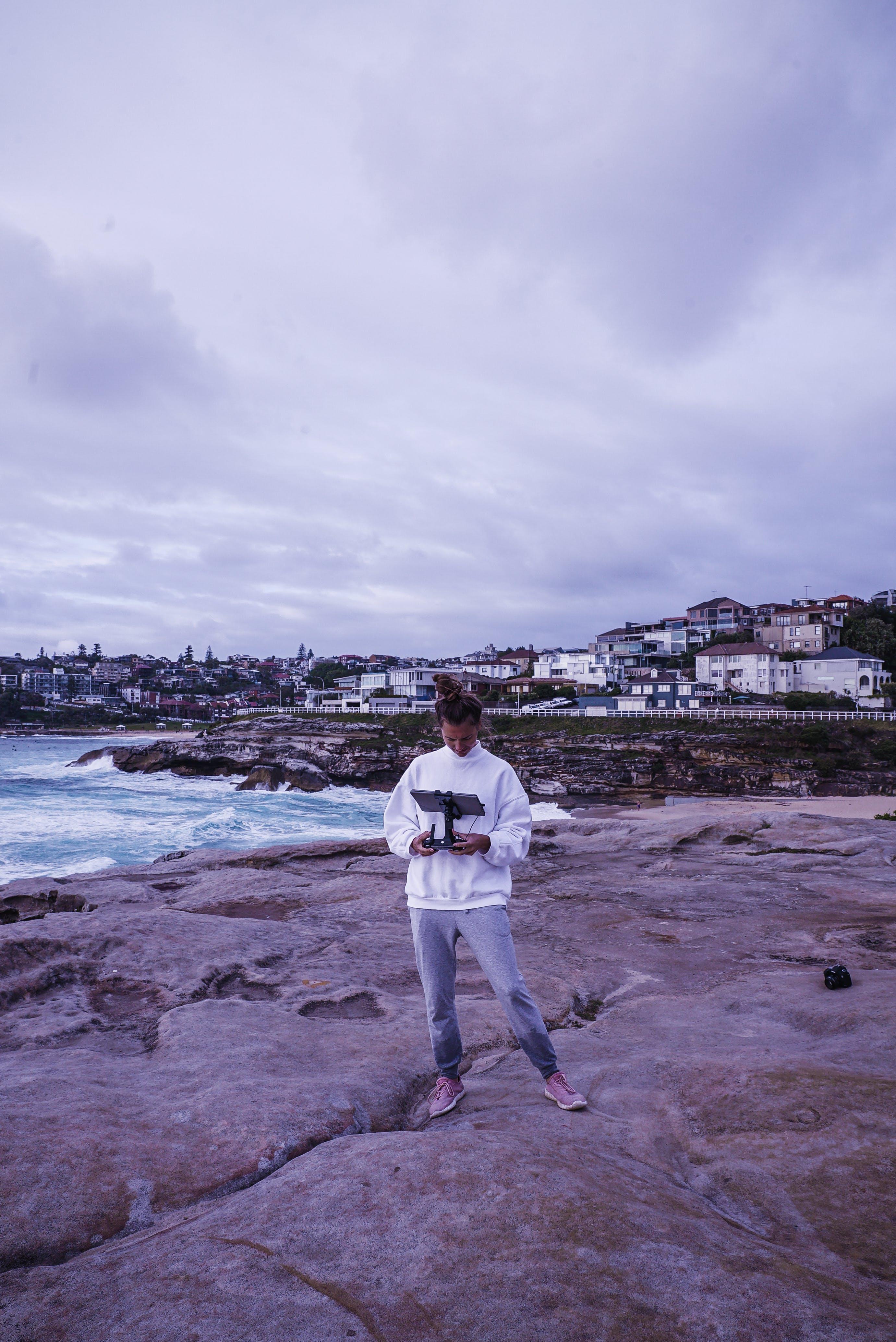 Бесплатное стоковое фото с активный отдых, вода, волны, дневной свет