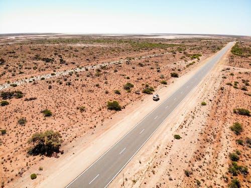 Aerial of Road
