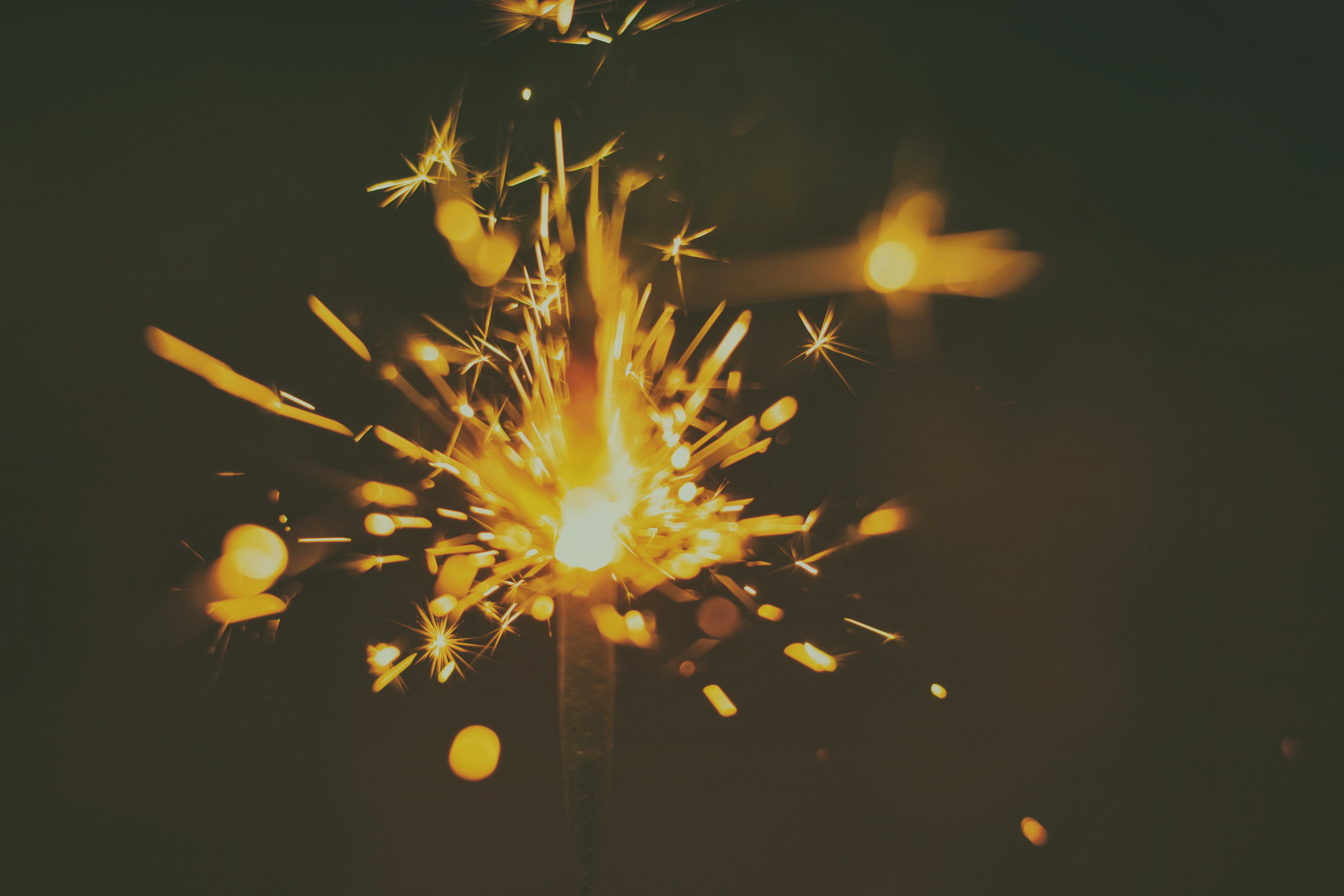 Free stock photo of light, abstract, blur, sparkler