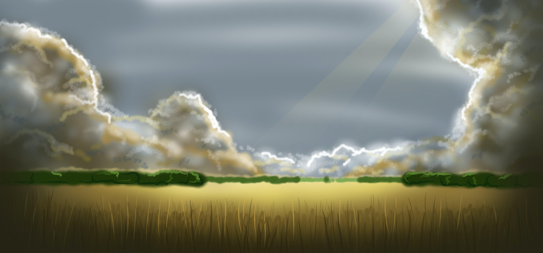 classic, classic landscape, cloud