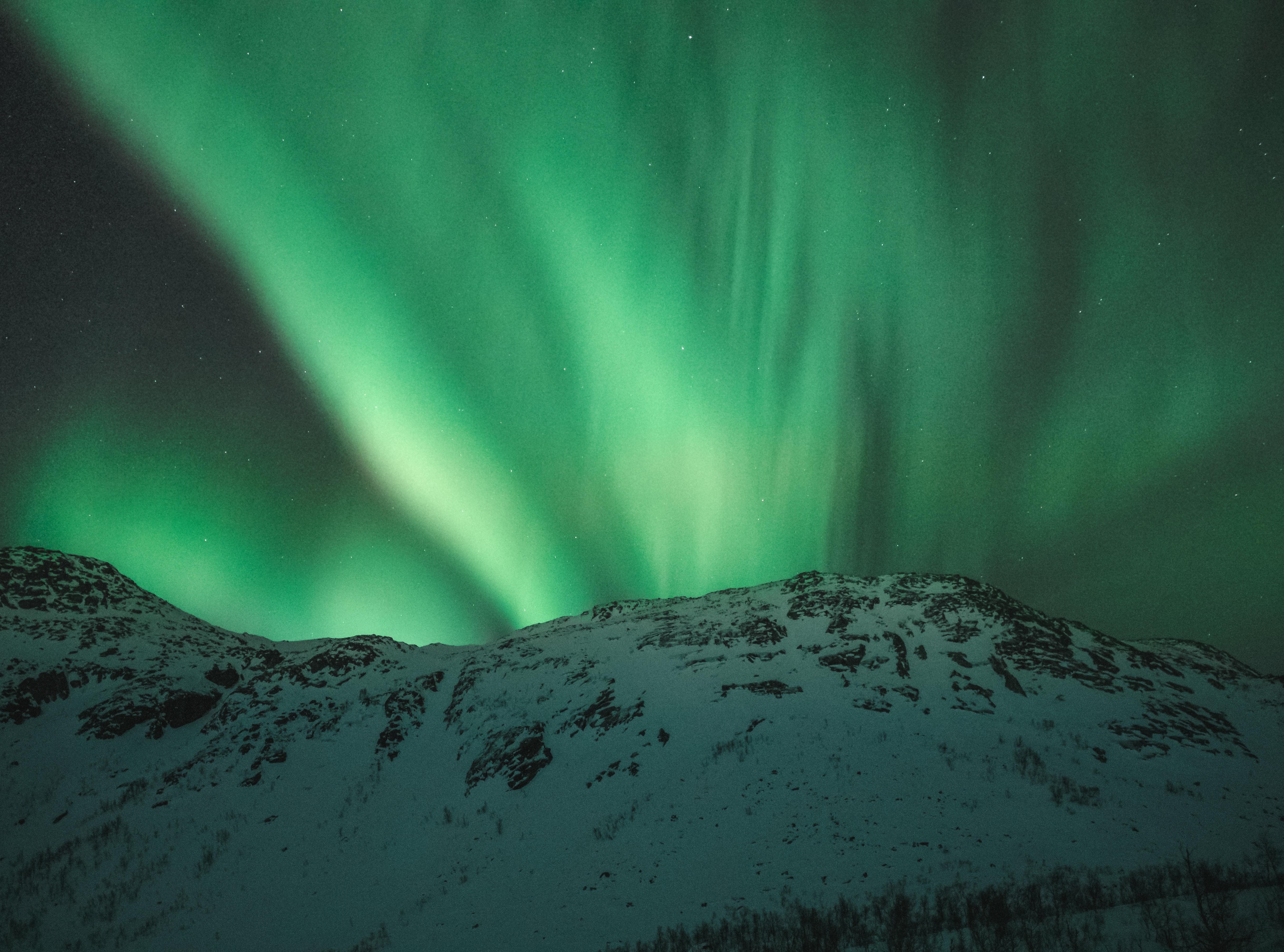 Aurora Borealis · Free Stock Photo