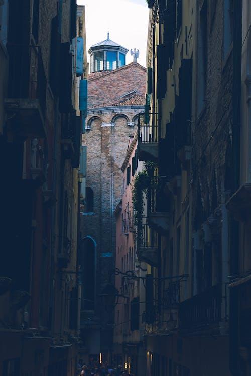 Ảnh lưu trữ miễn phí về ánh sáng ban ngày, các cửa sổ, các tòa nhà, hẹp