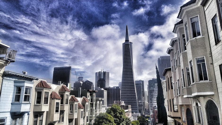 City Photo at Daytime
