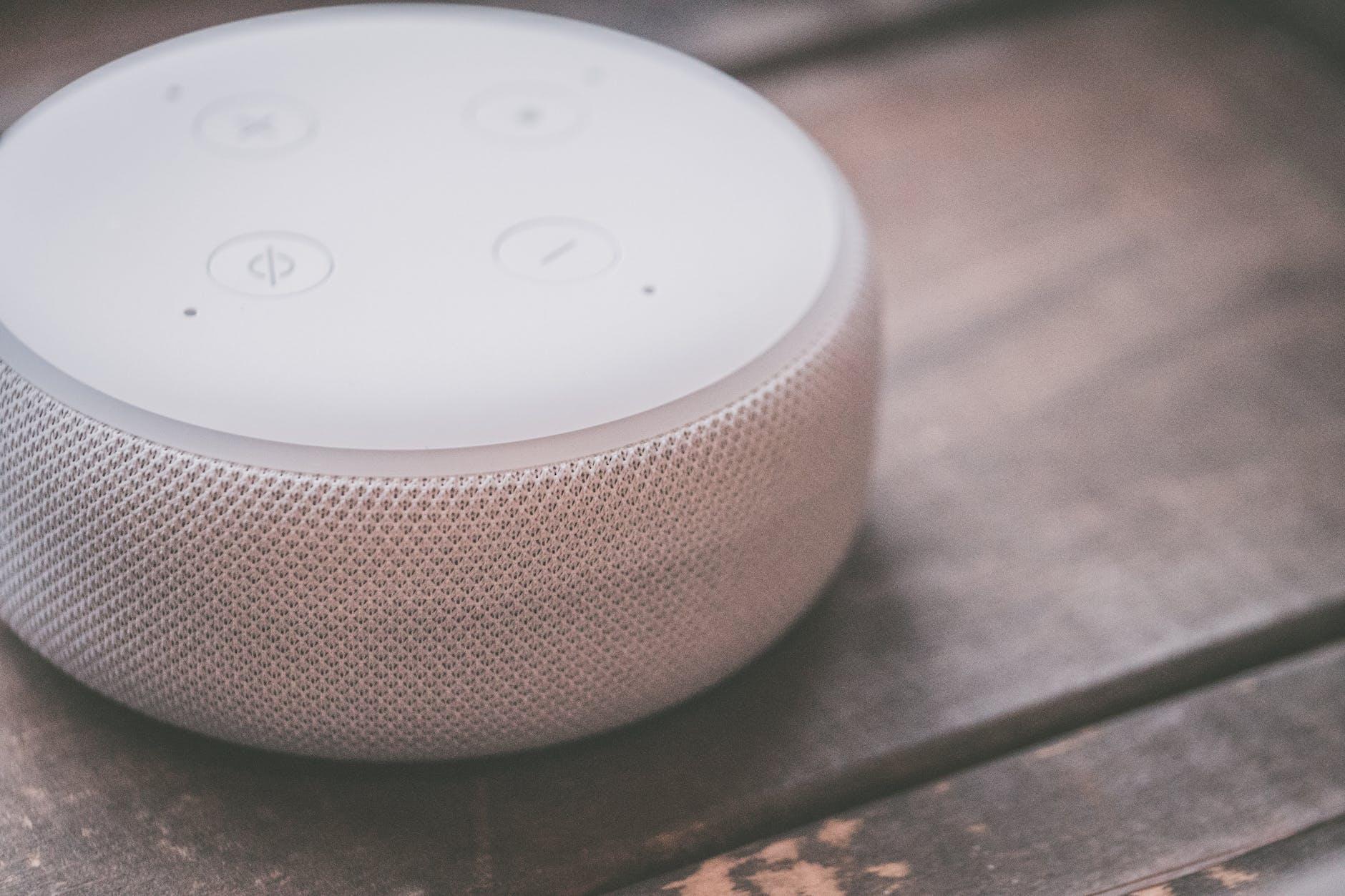 Foto eines Smart Speaker