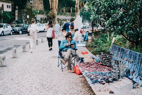 Fotobanka sbezplatnými fotkami na tému cesta, chodník, dodávateľ, dospelý