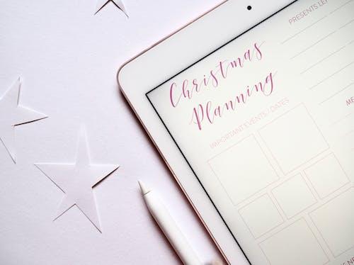 Fotobanka sbezplatnými fotkami na tému detailný záber, obrazovka, pero, prázdny
