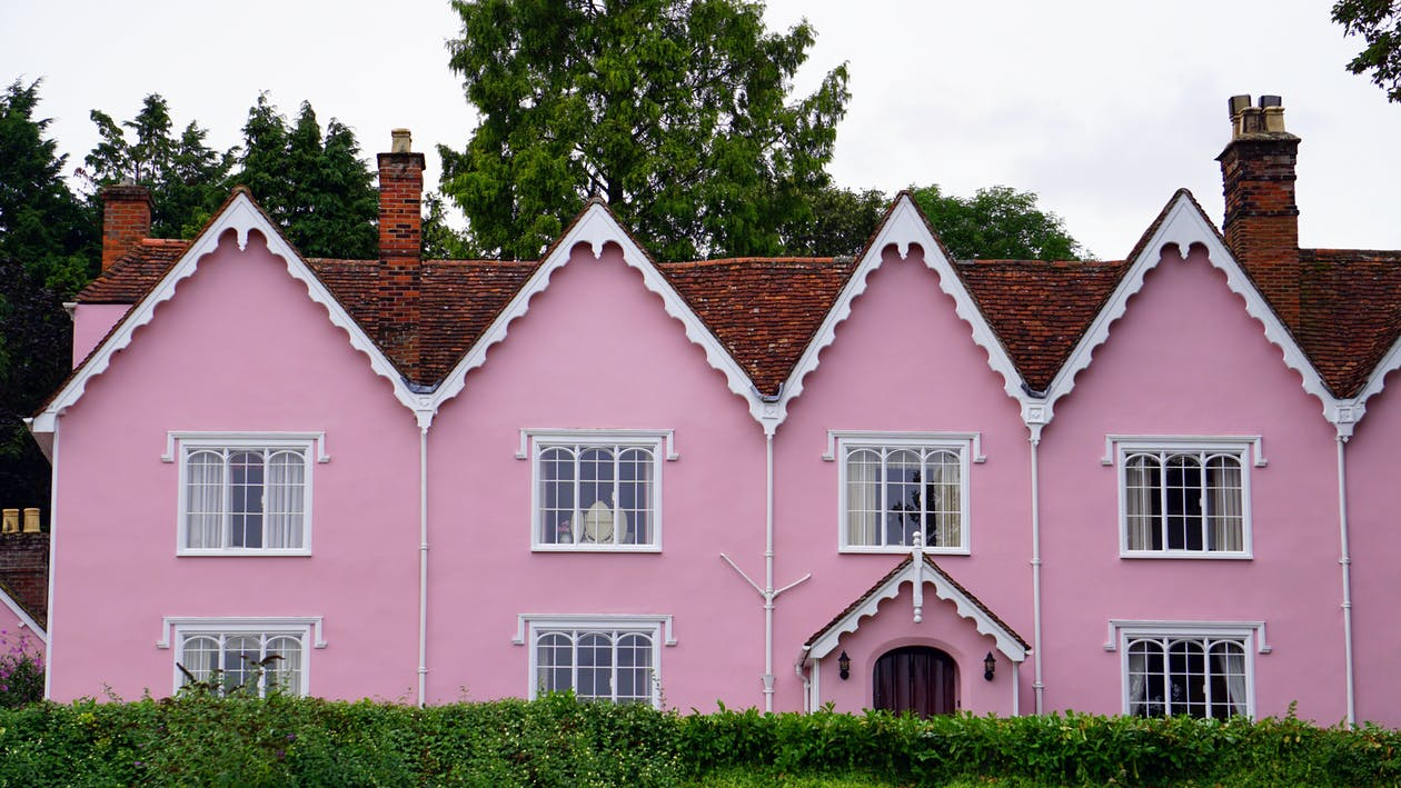 acoperiș, Anglia, arhitectură