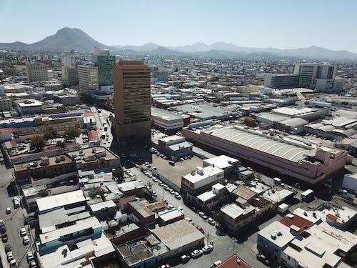 Photos gratuites de aérea centro chihuahua