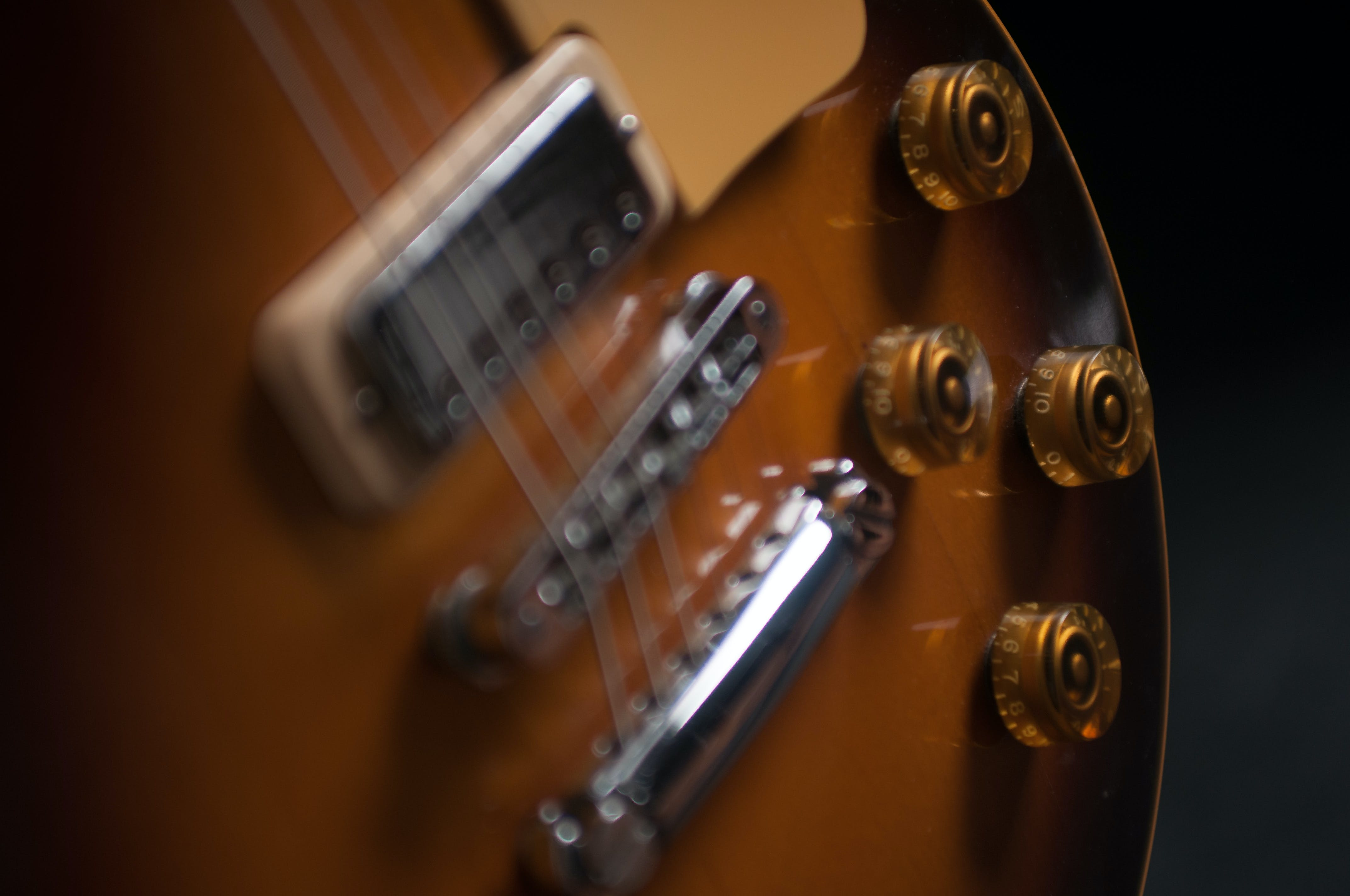 Free stock photo of gutar, Les paul 72 deluxe
