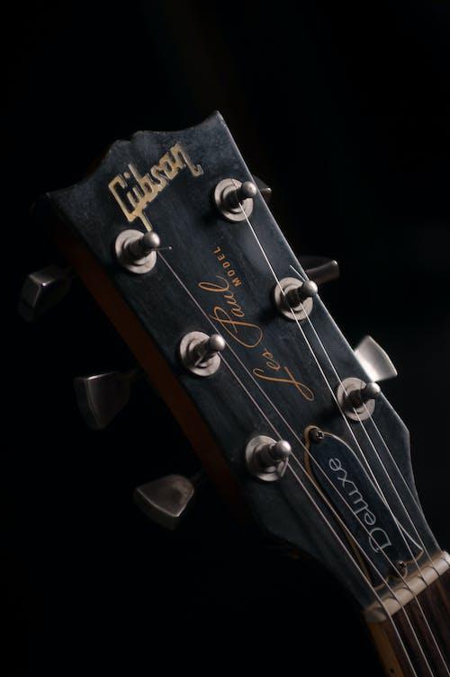 Photos gratuites de guitare électrique, guitares gibson, les paul 72 deluxe