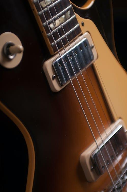 Photos gratuites de guitare, les paul 72 deluxe