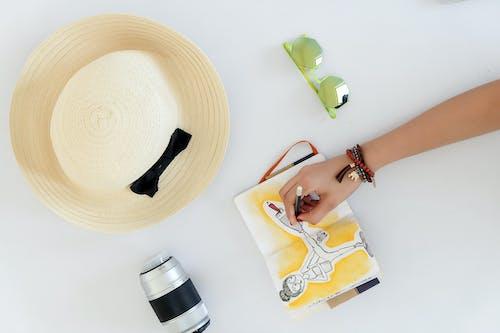 그리는, 모자, 사람, 예술의 무료 스톡 사진