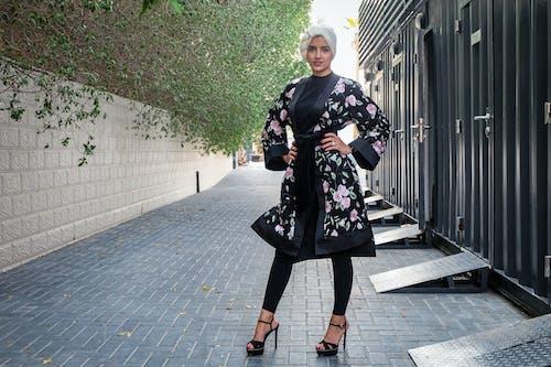 アバヤ, スタイル, ヒジャーブ, ファッションの無料の写真素材