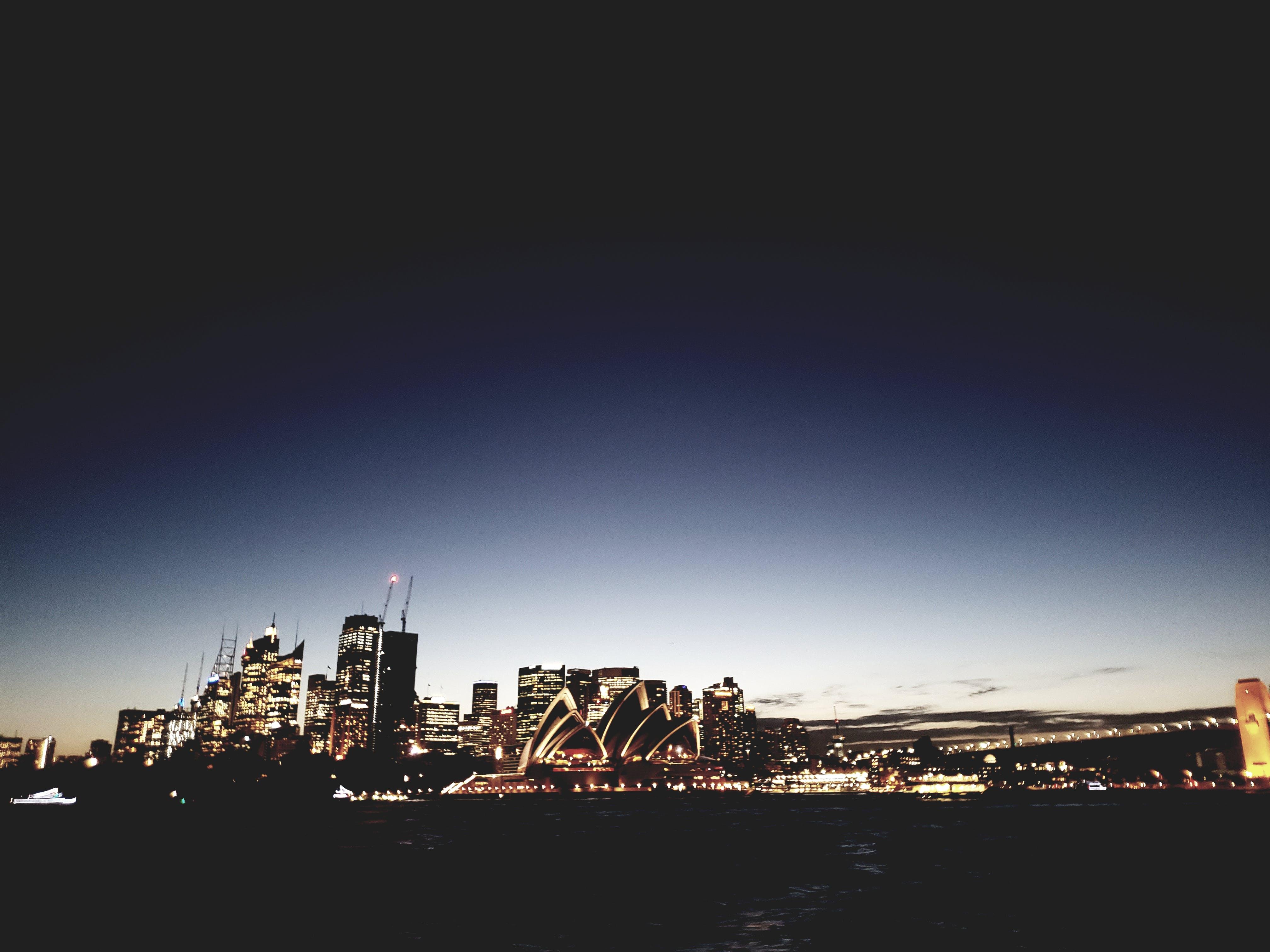 Základová fotografie zdarma na téma architektura, austrálie, budovy, město