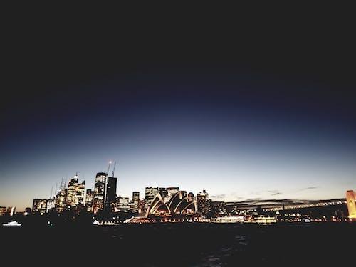 Kostenloses Stock Foto zu abend, architektur, australien, gebäude