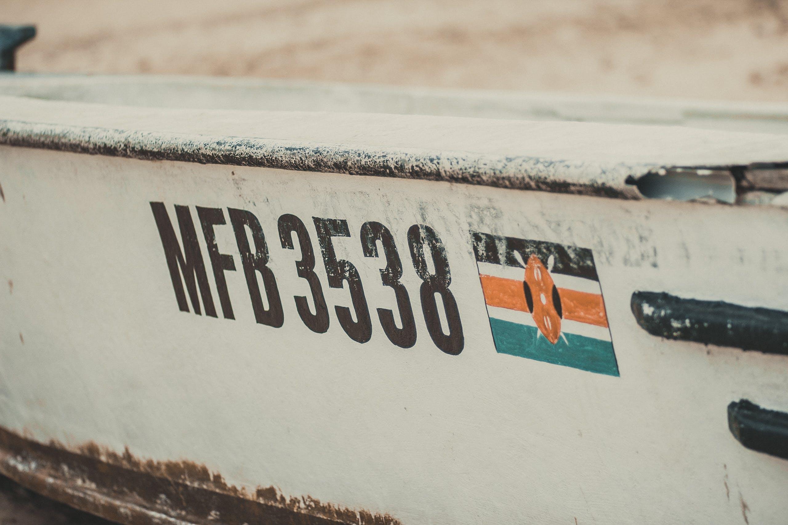 Δωρεάν στοκ φωτογραφιών με malindi, βάρκα, ινδικός ωκεανός, κινηματικός
