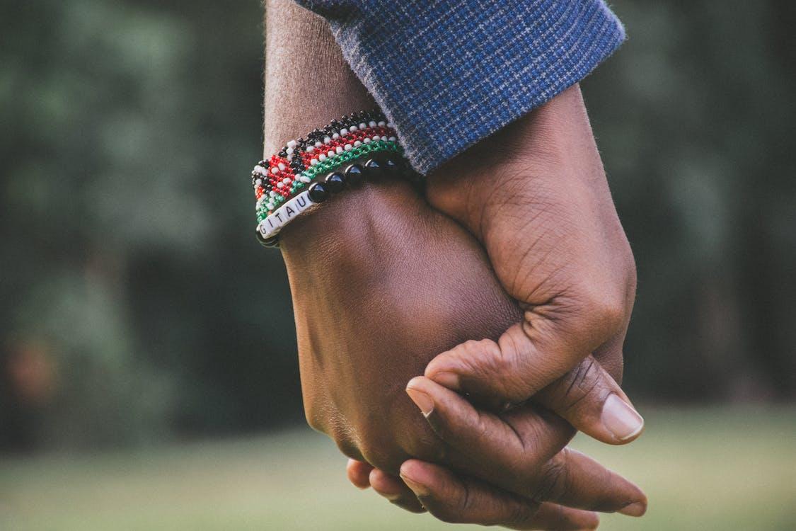 amore, concentrarsi, coppia