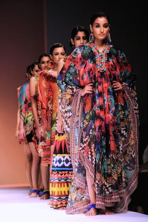 คลังภาพถ่ายฟรี ของ canonindia, fashionphotography, fashionshoot, indianfashionshow