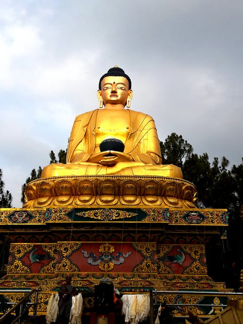 Kostenloses Stock Foto zu buddha, frieden, nepal