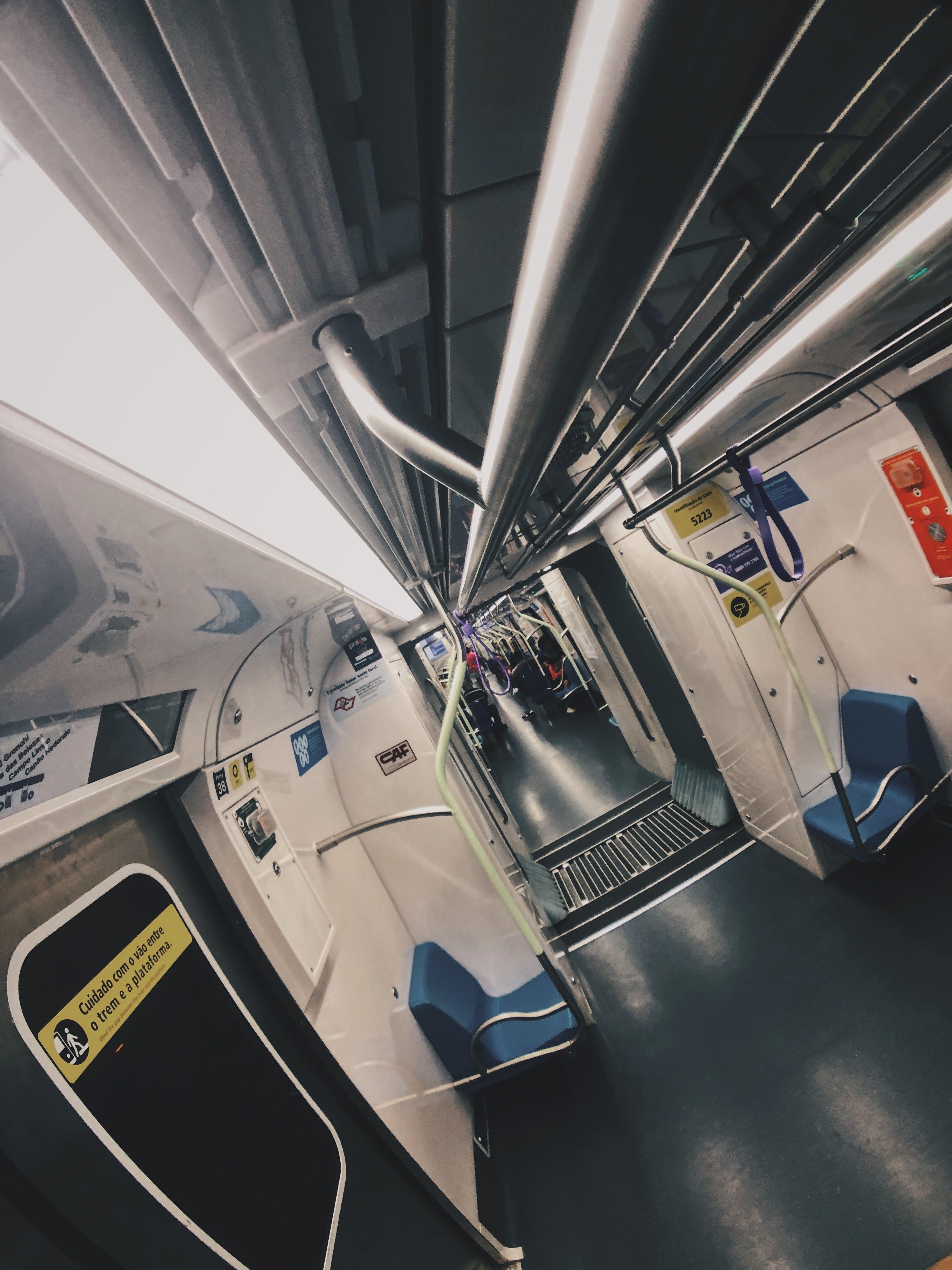 Empty Train Seats