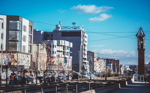 Immagine gratuita di città, ferizaj, giorno, nikon
