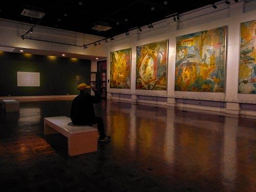 müze, Sanat Galerisi, Sanat Sergisi içeren Ücretsiz stok fotoğraf