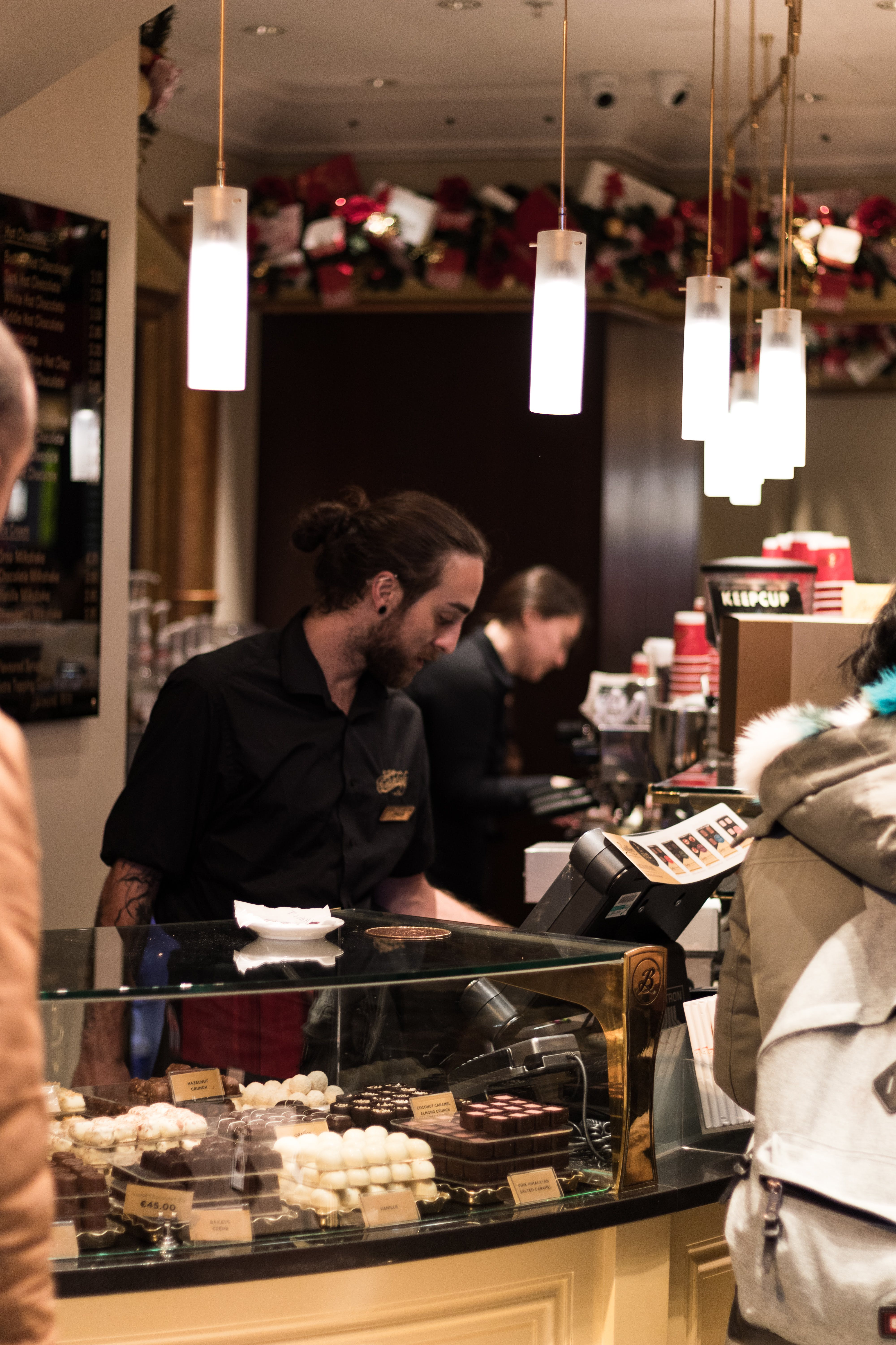 Free stock photo of butlers, café, chocolate