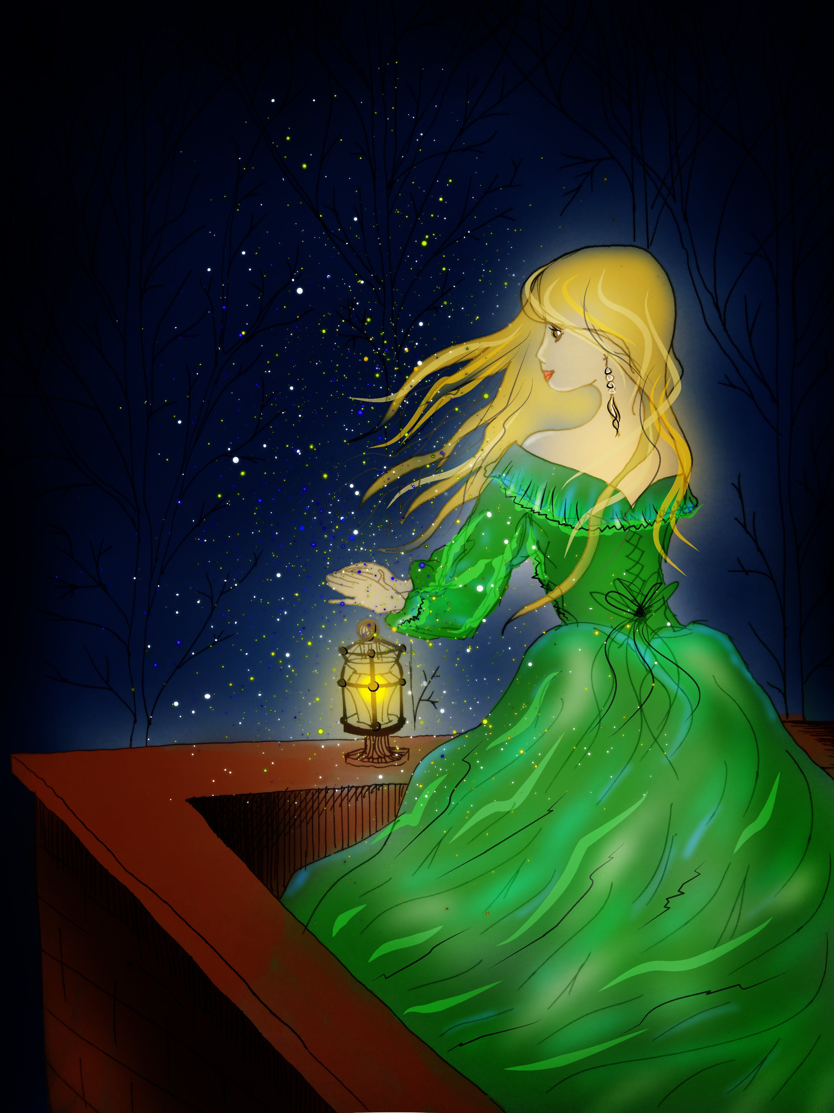 of fantasy, magic
