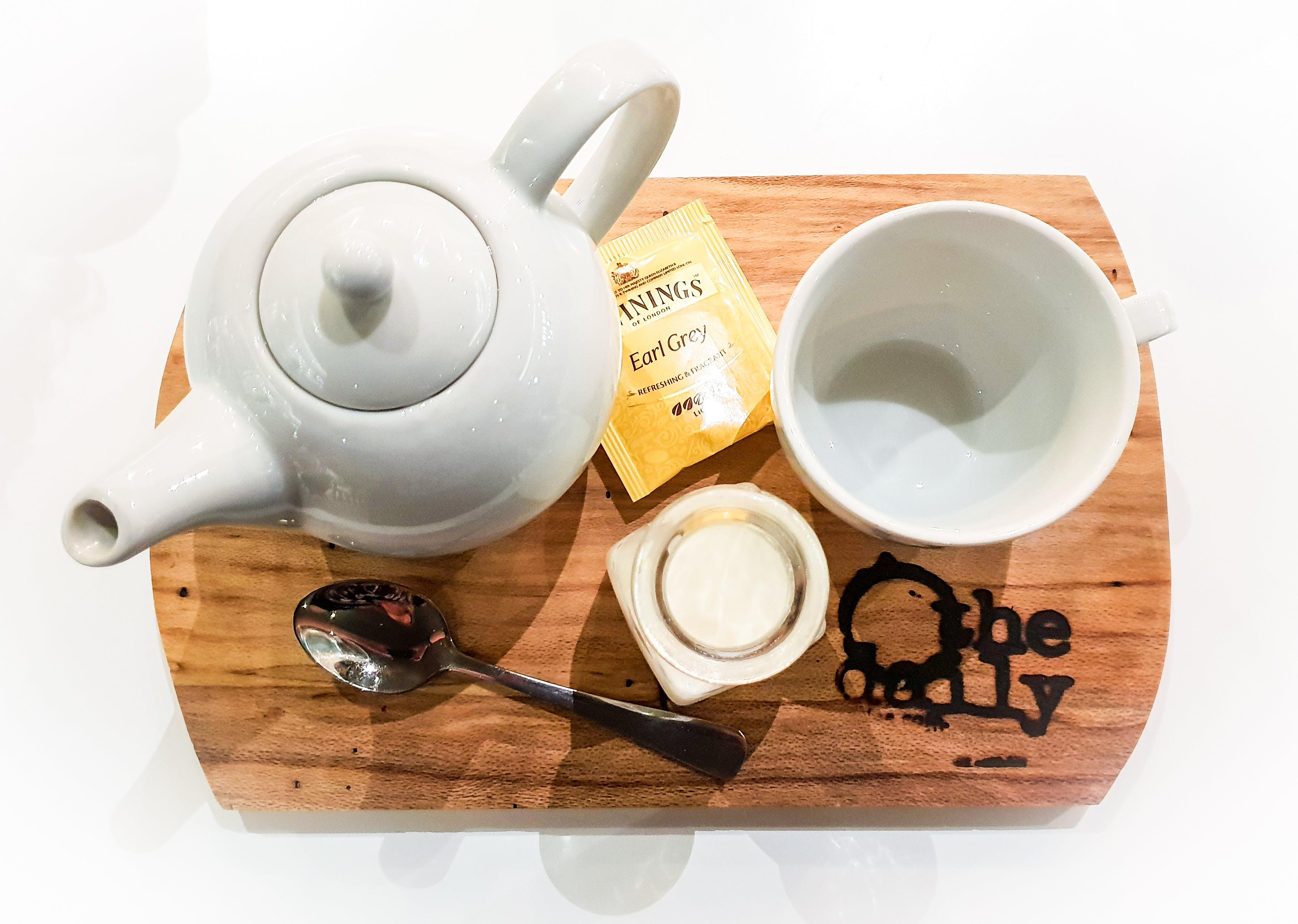 Kostenloses Stock Foto zu café, chillen, earl grey, essen