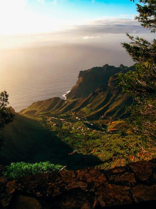 Δωρεάν στοκ φωτογραφιών με ακτή, Ανατολή ηλίου, απόγευμα, αυγή