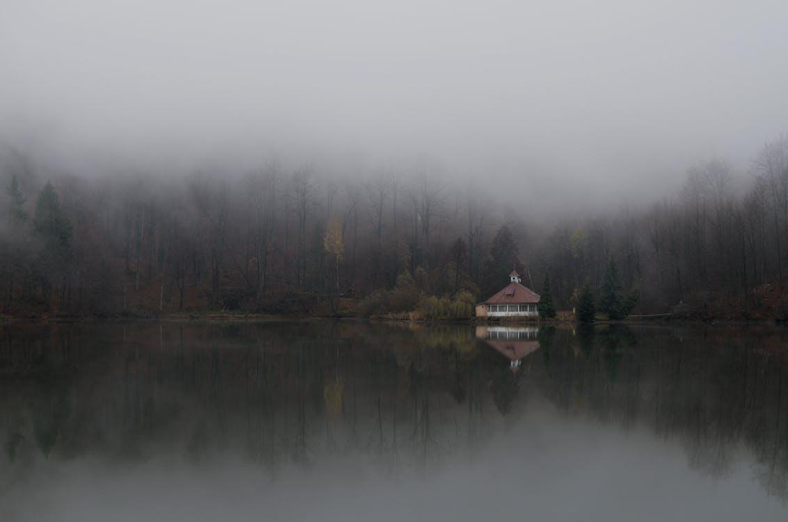 反射, 有霧, 艙