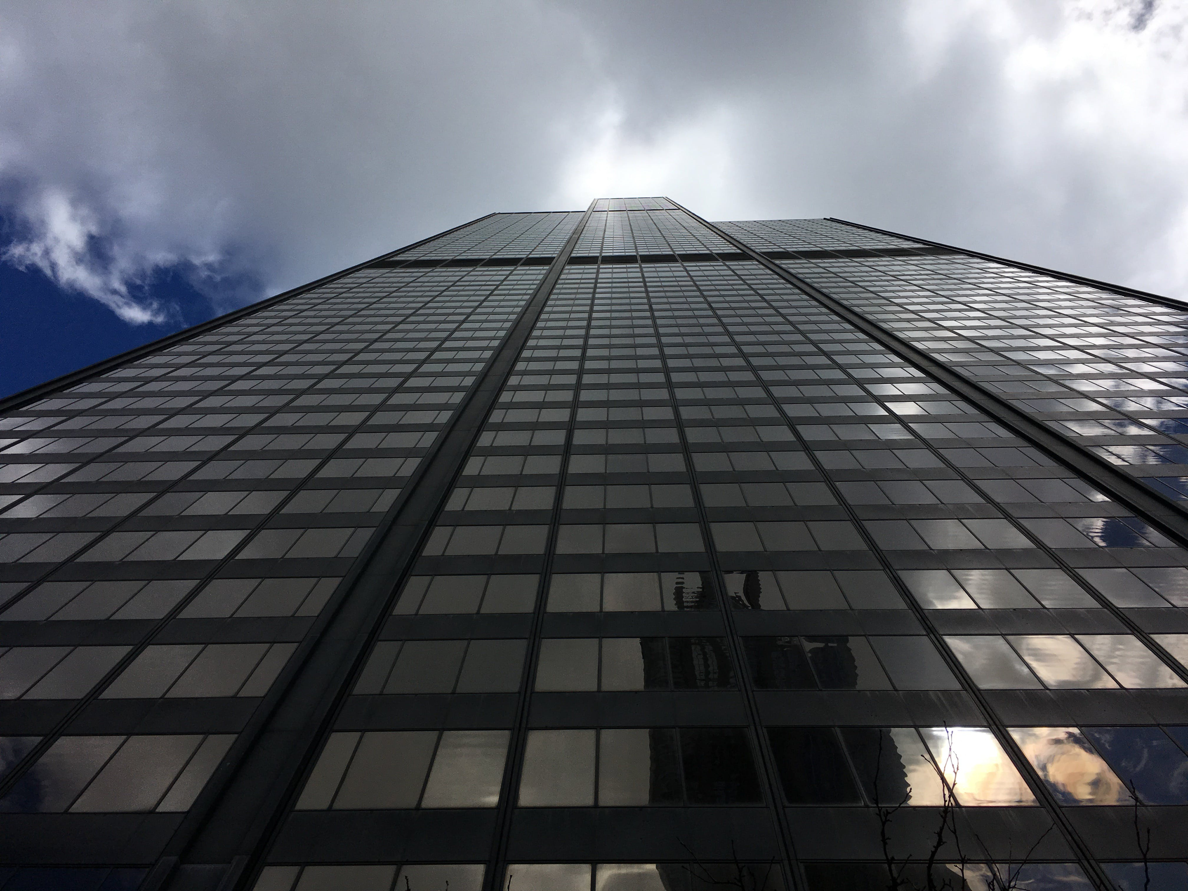 Low Angle Photography of High Rise Building at Daytime