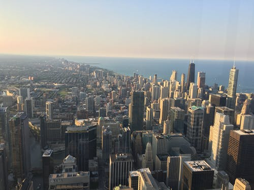 Gratis lagerfoto af by, chicago, downtown