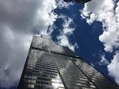sky, clouds, cloudy