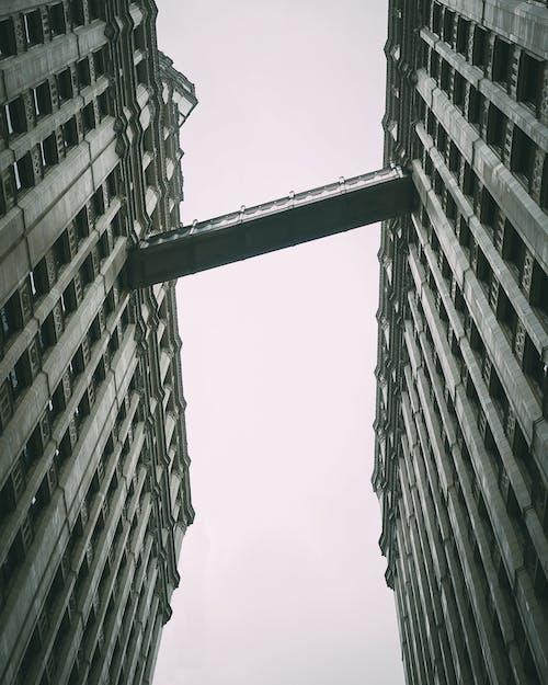 Foto profissional grátis de aço, alto, arquitetura, arranha-céu